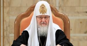 Πατριάρχης Μόσχας και Πασών των Ρωσιών κ. Κύριλλος