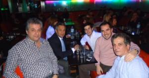βραδιά Disco απο τον Σύλλογο Κεφαλλονιτών Αργυρούπολης