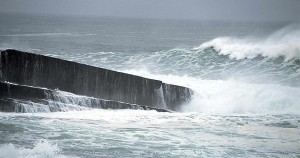 Ισχυροί άνεμοι πνέουν στο Ιόνιο