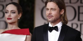 Angellina Jolie & Brad Pitt