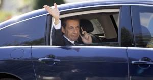 Ο Nicolas Sarkozy