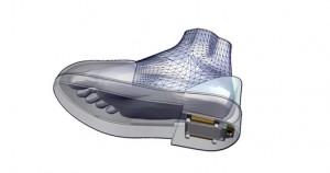 Παπούτσια με GPS