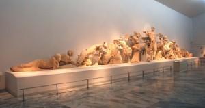 Ληστεία στο παλαιό αρχαιολογικό μουσείο της Ολυμπίας