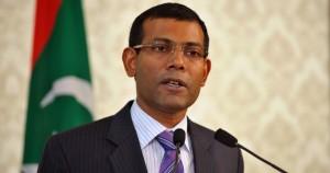 πρόεδρος Nasheed