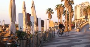 πεζόδρομος στο Τελ Αβιβ
