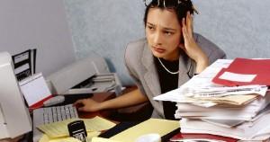 Άγχος στην εργασία