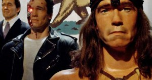 Το κέρινο ομοίωμα  του Arnond Schwarzenegger