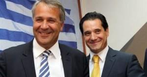 Ο Μ.Βορίδης και Αδ.Γεωργιάδης