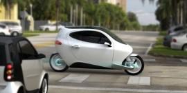 Mηχανάκι-Αυτοκίνητο