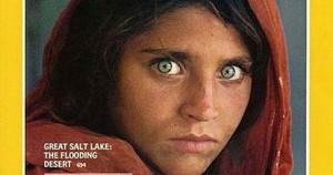 """Τι απέγινε το περίφημο """"Κορίτσι του Αφγανιστάν"""";"""