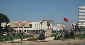 Έλληνας τουρίστας στην Αλβανία