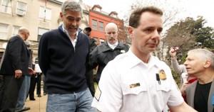 Σύλληψη του George Clooney