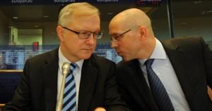 Η τρόικα ενώπιον του Ευρωπαϊκού Κοινοβουλίου