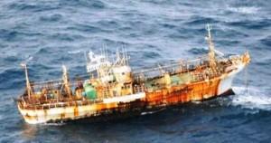"""""""Πλοίο-φάντασμα"""" της Φουκουσίμα αρμενίζει στον Ειρηνικό"""