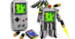 Game boy - Transformers