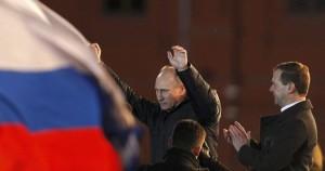 Τα δάκρυα του Πούτιν