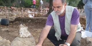 Αρχαιολόγος Δρ. Αντώνης Βασιλάκης