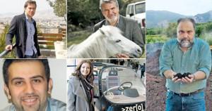 Διακρίσεις σε έξι ελληνικές οικο-ιδέες
