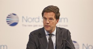 Ο ολλανδός πρωθυπουργός Μαρκ Ρούτε