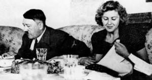 A.Χίτλερ-Εύα Μπράουν