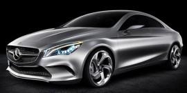 Tο νέο 4θυρο κουπέ της Mercedes