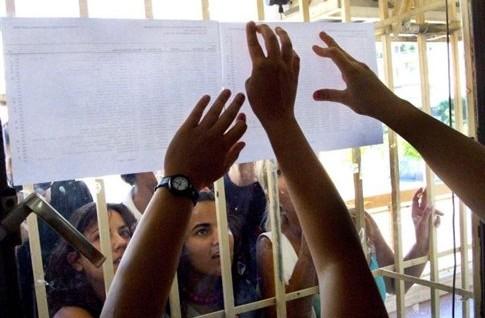 Για τα παιδιά που βρίσκονται τώρα στην Α', Β' και Γ' Λυκείου θα ισχύσει το (εξεταστικό) σύστημα που υπάρχει τώρα» δήλωσε ο υπουργός Παιδείας