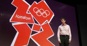 Λογότυπο Ολυμπιακών αγώνων Λονδίνο 2012