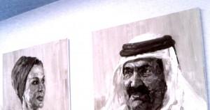 Ο Εμίρης του Κατάρ Hamad bin Khalifa Al Thani