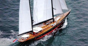 Vitters Sailing Yacht Marie