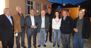 Υποψήφιοι της ΝΔ στην Πάστρα