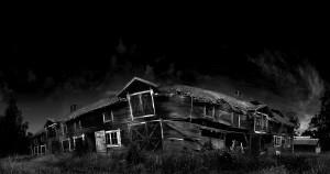 Το σκοτεινό σπίτι