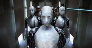 Στιγμιότυπο από την ταινία I Robot