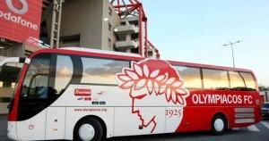 Το λεωφορείο του Ολυμπιακού