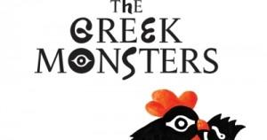 Το έργο των Beetroot, «Greek Monsters»