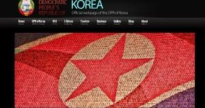 Το επίσημο site της Β. Κορέας κοστίζει 15 δολάρια