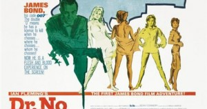 Η πρώτη ταινία με ήρωα τον Τζέιμς Μποντ
