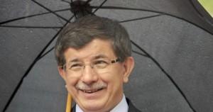 O τούρκος υπουργός Εξωτερικών Αχμέτ Νταούτογλου