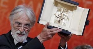 Η «Αγάπη» του Χάνεκε μεγάλος νικητής του Φεστιβάλ Καννών