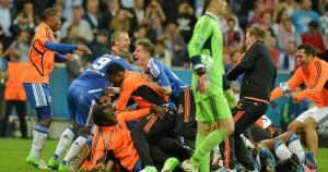 η Τσέλσι κατέκτησε το Champions League