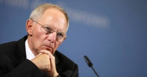 O Wolfgang Schäuble
