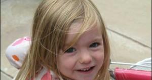 Σε ηλικία 3 ετών Madeleine Mac Cann