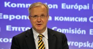 O Ευρωπαίος Επίτροπος για θέματα οικονομικής και νομισματικής πολιτικής, Όλι Ρεν
