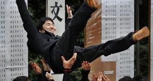 Οι απόφοιτοι της Ιαπωνίας βρίσκουν άμεσα δουλειά