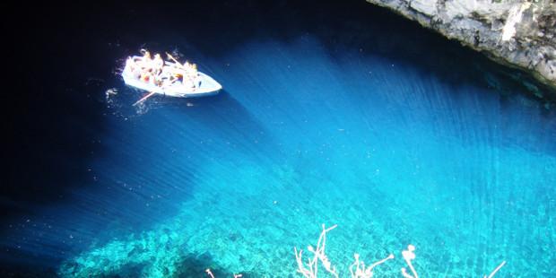 Λίμνη Μελισσάνη