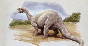 Παγκόσμιος καύσωνας, παρενέργεια από τα αέρια των δεινόσαυρων