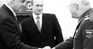 A.Tσοχατζόπουλος στη Ρωσία