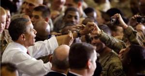 Στα Αφγανιστάν ο Ομπάμα