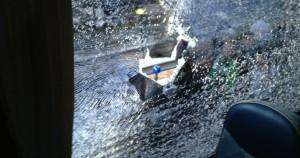 Επίθεση στο λεοφωρείο του Παναθηναϊκού