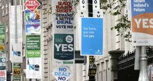 Δημοψήφισμα στην Ιρλανδία