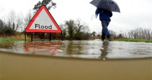 ι πλημμύρες στη Μ. Βρετανία